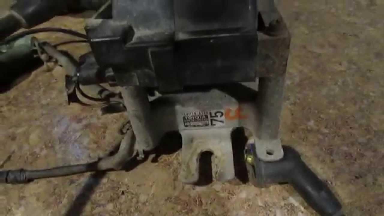 toyota 22r coil igniter bench test [ 1280 x 720 Pixel ]