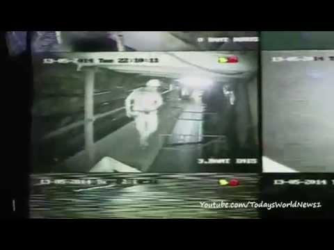 Turkey mine disaster: CCTV shows Soma rescue efforts