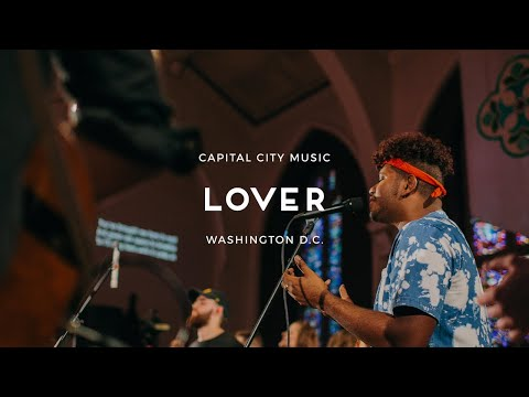 Lover (ft. Dion Davis) - Live from Washington, DC
