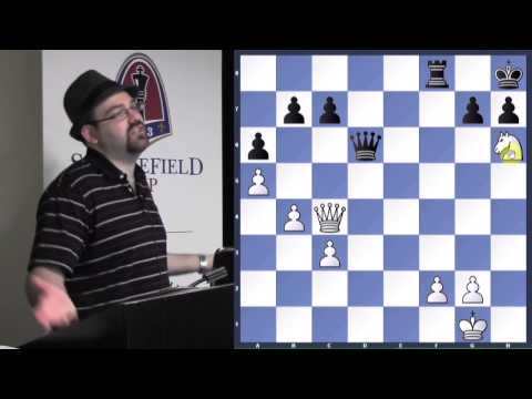Chess for Beginners with GM Josh Friedel (Pay Attention!! | Learn Tactics) - 2013.12.29
