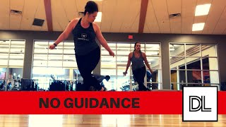 No Guidance - Chris Brown || Dance Fitness Choreo + Tutorial!!