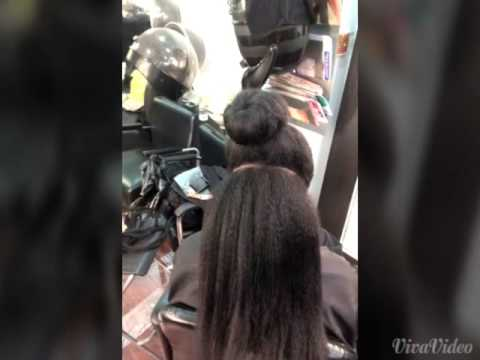 Crochet Marley Hair Vixen : Vixen Crochet Braids - YouTube