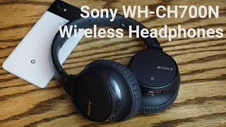 The best deal in 2018? Sony wireless headphones!