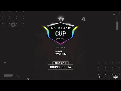 Playground vs FANGS-WD Black Cup