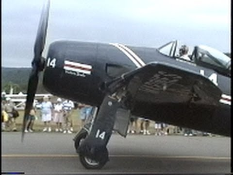 Tons of Radial Engine Sounds!