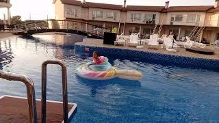 Парк-отель Элизиум в Коблево, бассейн