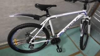 Крылья на велосипед с Китая, Aliexpress(алиэкспресс)