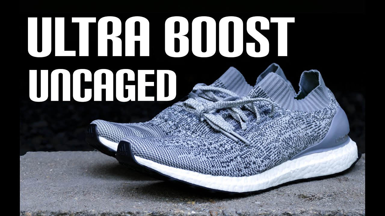 d065d4261d69a ... australia adidas ultra boost uncaged grey detailed and on foot review  youtube d9f6b 6e379