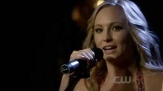 The Vampire Diaries | Season 2 Episode 16 | 2x16 | Caroline Singing Scene | Bangles | Eternal Flame