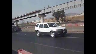 Autopista México-Puebla... Siguen las obras