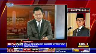 Dialog: Ibu Kota Pindah ke Luar Jawa #1