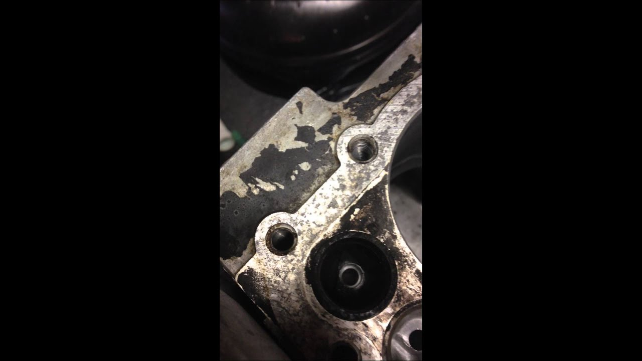 Installing exhaust valve guide in Briggs and Stratton engine (Part 3)