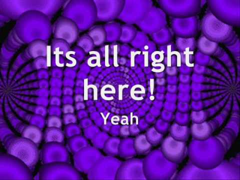 Hannah Montana- It's All Right Here (With Lyrics) HQ