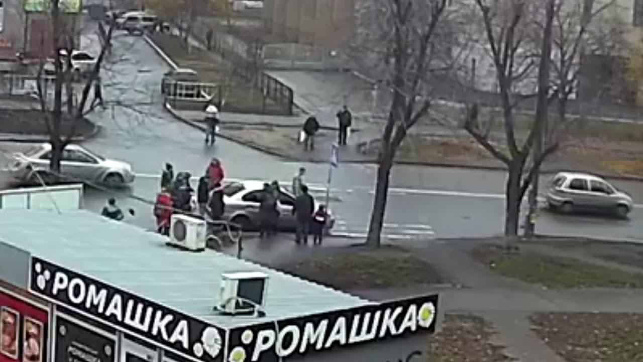 Похищение девушки в Киеве 18.11.2017