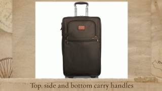 Tumi Alpha 2 Frequent Traveler Expandable 2 Wheeled Carry-On