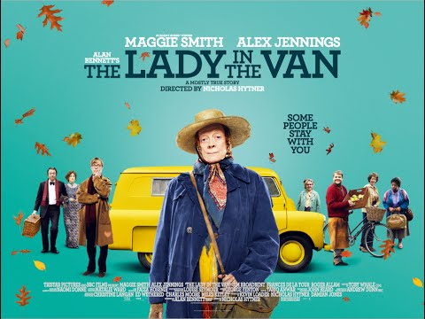 The Lady In The Van trailer - Maggie Smith, Alan Bennett
