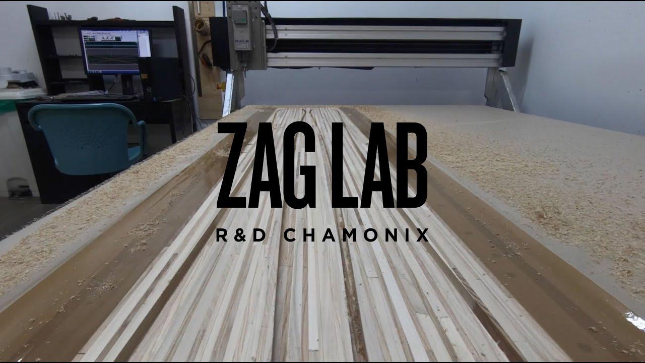 Download ZAG LAB Chamonix: Innovative Area