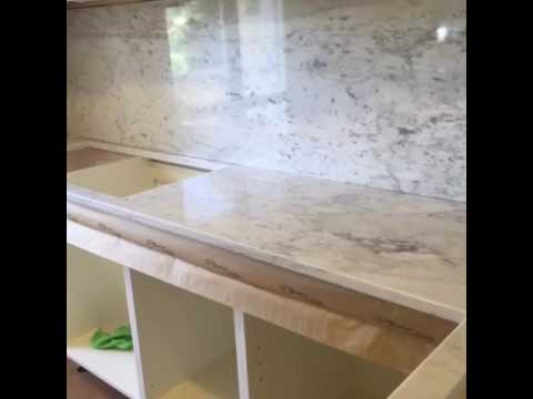 Trattamento protettivo per marmo su piano cucina bianco di carrara ...