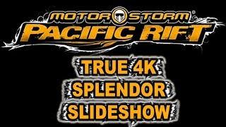 Motorstorm 2 Pacific Rift: RPCS3 True 4K Slideshow!