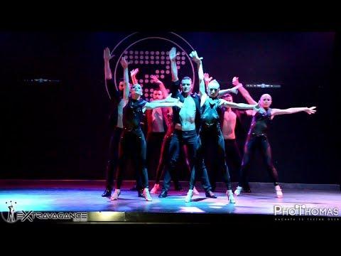 Extravagance Dance Company by Andrea & Silvia [Aventura K.O.B.] @ Dancin Bachata Fusion 2017