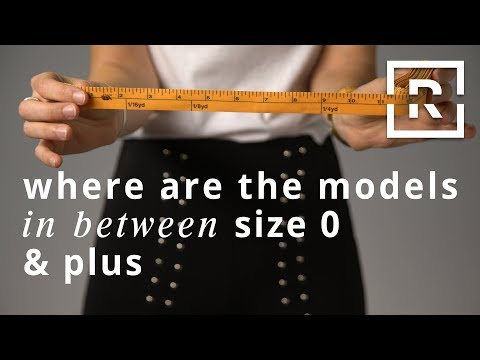 Why Aren't There More Models Between Size 0 and Plus Size? | Model Citizen | Racked