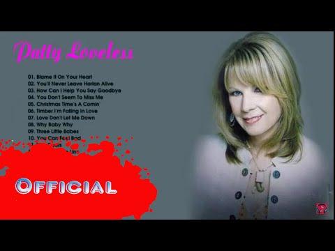 Patty Loveless Greates Hits  - Top 25 Biggest Selling Singles HD Audio