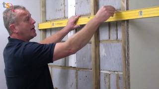 Tommy's Trade Secrets - How to Batten a Wall