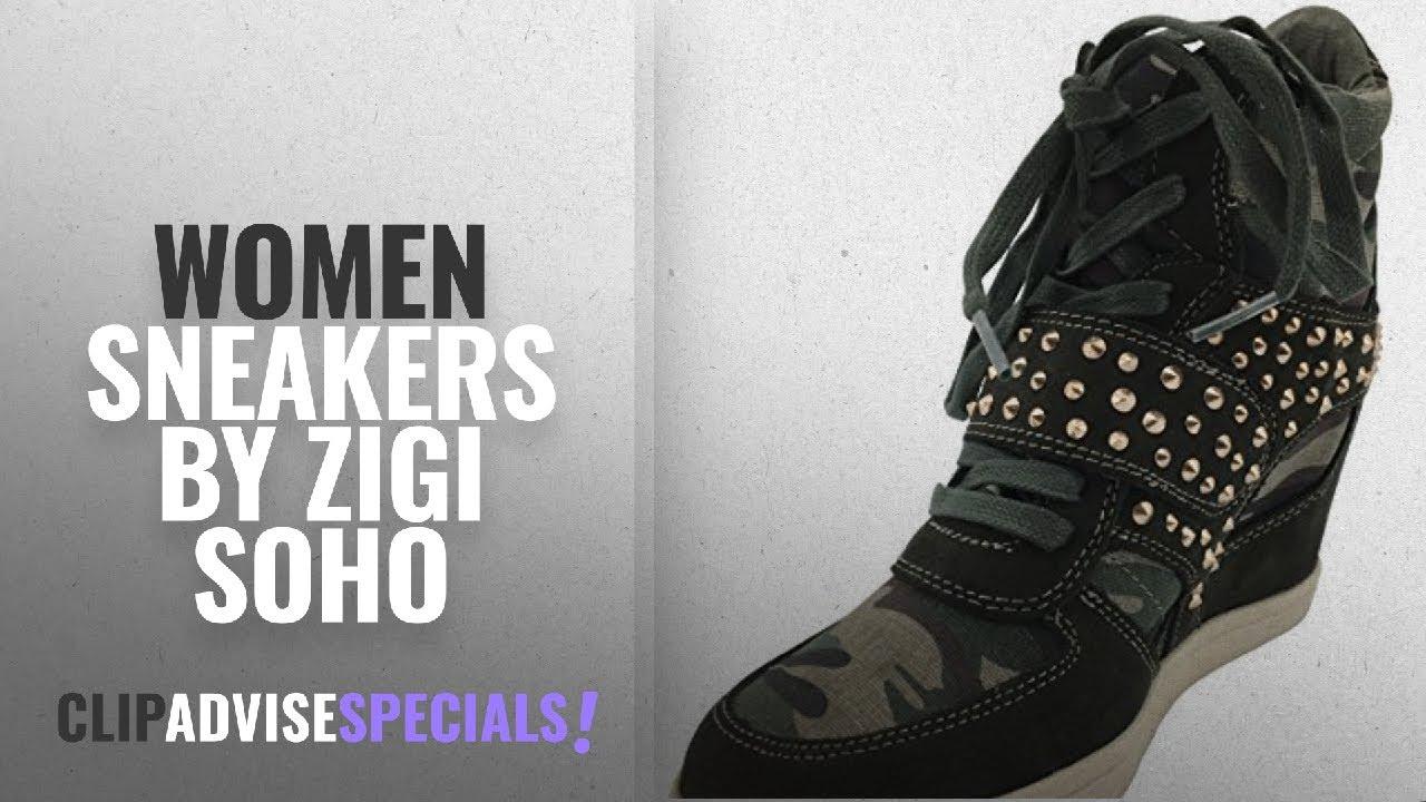 a0fd23ae60bc Featured Zigi Soho Women Sneakers  2018   ZIGI SOHO Kick it Up ...