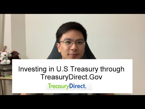 How to Invest in U S Treasury through TreasuryDirect - Better than CDs