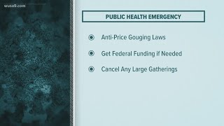 What does a State of Emergency mean?