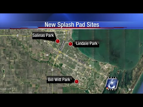 Corpus Christi Moving Forward To Install Water Playgrounds At Local Parks