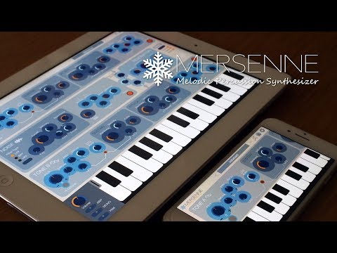 Mersenne - Melodic Percussion Synthesizer