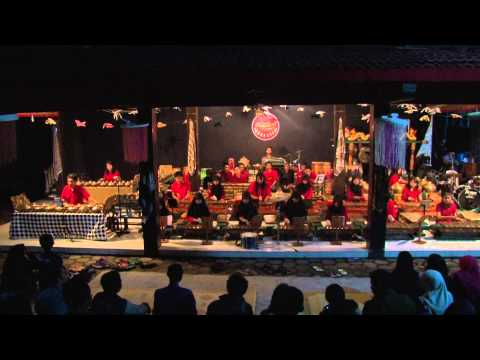 Parade Gamelan : UKJGS - Gugur Gunung