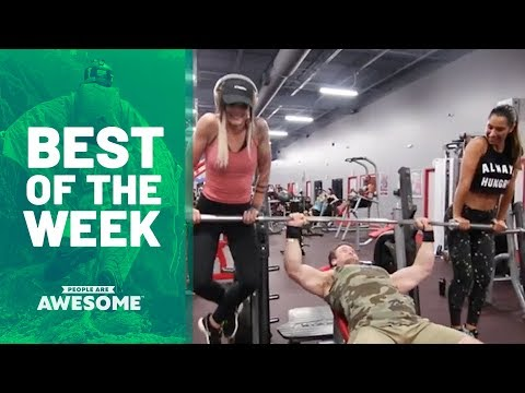 Weightlifting, Pregnancy Workouts & More | Best of the Week