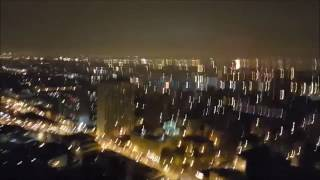Chicago Cubs World Series Champs! Wrigley Skyline of Chicago Celebrate! Party!