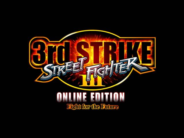 Street Fighter III 3rd Strike Online Edition Music - Lets Get It On - Player Select Remix
