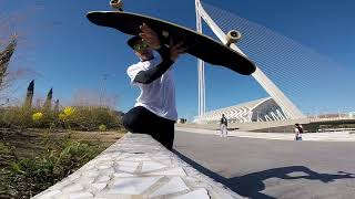 Longboard Dancing // Trick Tip // The Fakie Molinete