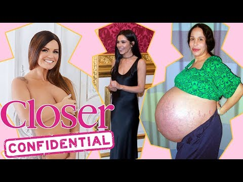 Closer Confidential: Kerry Katona STRIPS OFF, Cheryl is skinny-shamed and Octomom shares her regrets