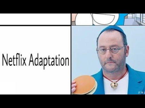 Doraemon Go To Netflix Manga Netflix Adaptation Compilation Meme