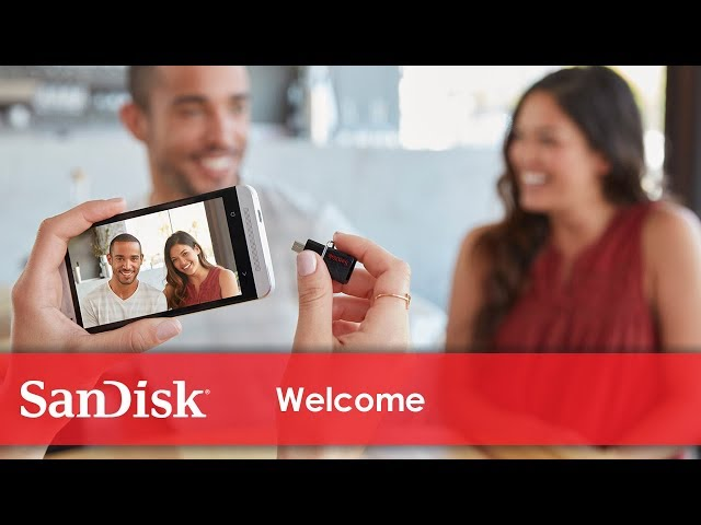 Welcome to SanDisk