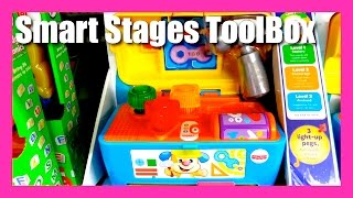 Fisher Price Laugh and Learn Smart Toolbox - FisherPrice Light Up Learning and Singing Toy