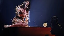 Lana Del Rey performing Cinnamon Girl in Chicago at the Byline Bank Aragon Ballroom