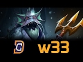 Dota 2 | w33 Slardar vs EternaLEnVy Alchemist | Ranked Gameplay