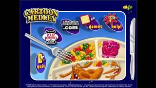 Cartoon Network Medley CD-ROM-Spiel (1999)