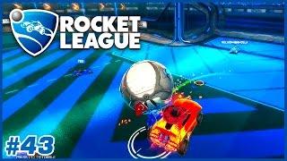 Bu nasıl GOL I Rocket League Türkçe Multiplayer I 43. Bölüm