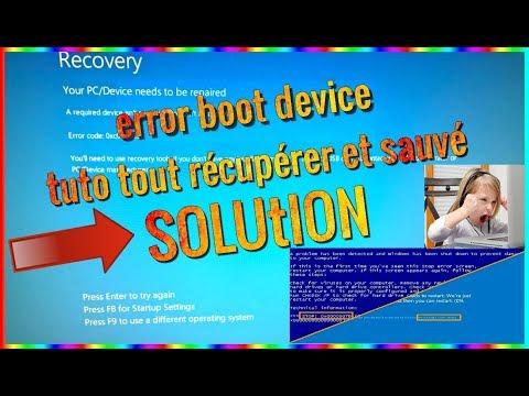 error-boot-device-solution-et-explications-!-windows-10---8.1-save-!