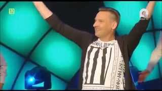 SKANER Bo sobota remix (video clip) NOWOŚĆ 2015 disco polo