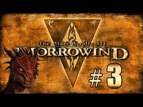 Прохождение The Elder Scrolls 3: Morrowind (TES III) - Кай Косадес & Знакомство с гильдиями #3