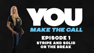 You Make The Call - Ep.1 - Stripe and Solid on the Break - Billiard Instruction