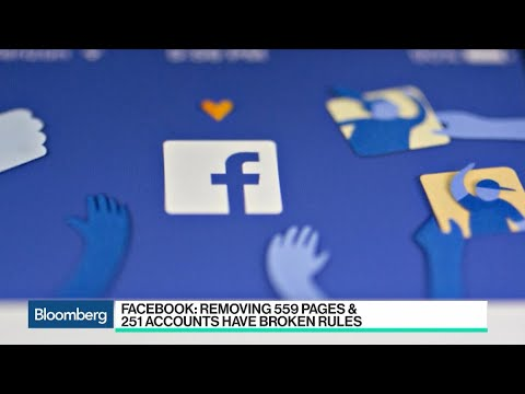 Facebook Pulls Accounts, Pages Spreading Fake News